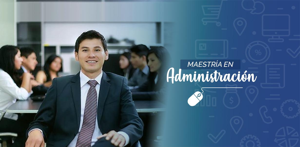 I1 Teoría de la Administración y la Organización MA17Q